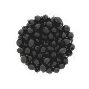 Hutesa Spanish Black Pitted Olive 300g