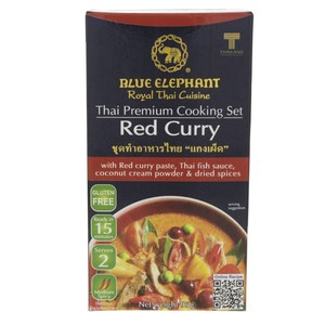 Blue Elephant Thai Cooking Set Red Curry  95g