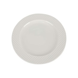 Qualitier Dessert Plate White 21cm per pc