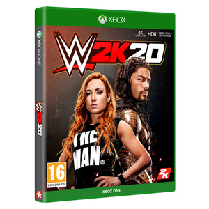 WWE 2K20 Regular Edition Xbox One