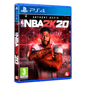 NBA 2K20 Regular Edition PS4