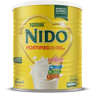Nestle Nido Fortified Milk Powder 2500g