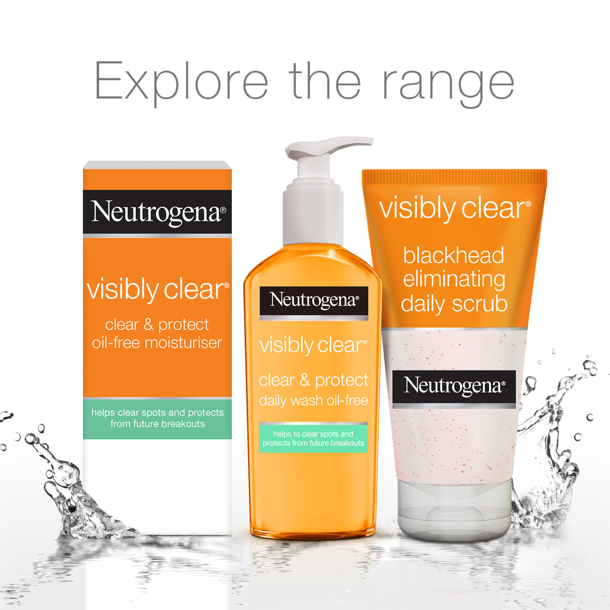 Buy Neutrogena Face Cream Visibly Clear Spot Proofing Oil