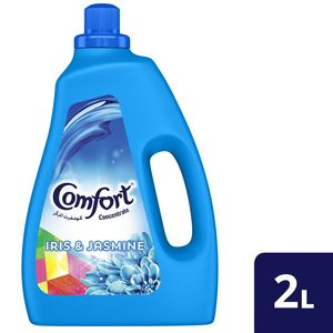 Comfort Concentrated Fabric Conditioner Iris & Jasmine 2Litre