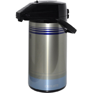 Peacock Airpot Flask  2.2Ltr Assorted