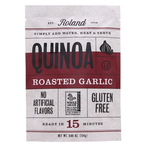 Roland Quinoa With Roasted Garlic 154g