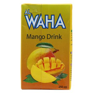 Al Waha Mango Drink 250ml