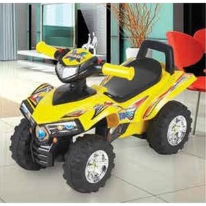 Super ATV Ride On Car 551/536 (Color may vary)
