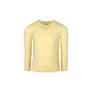 Eten Girls Body Fit T-Shirt Long Sleeve Yellow 2-8Y