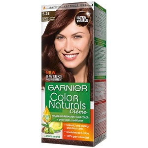 Garnier Color Natural 5.25 Cinnamon Chocolate Ultra Visible Hair Color 1 Packet