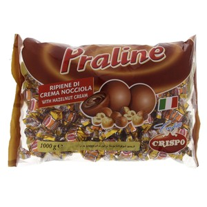 Crispo Praline Hazelnut Cream Chocolate 1kg