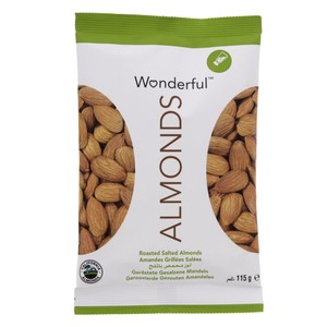 Wonderful Almonds 115g