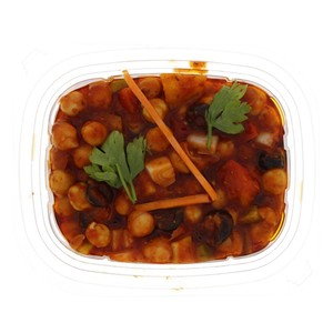 Spicy Chick Peas Salad 200g