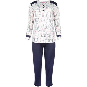 De Backers Women's Pyjama Set Long Sleeve W18-20P