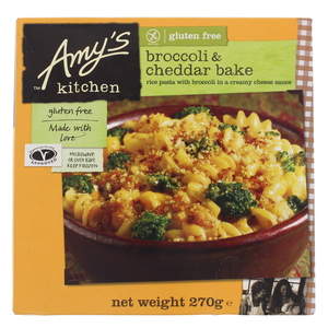 Amy's kitchen Broccoli & Cheddar Bake 270g