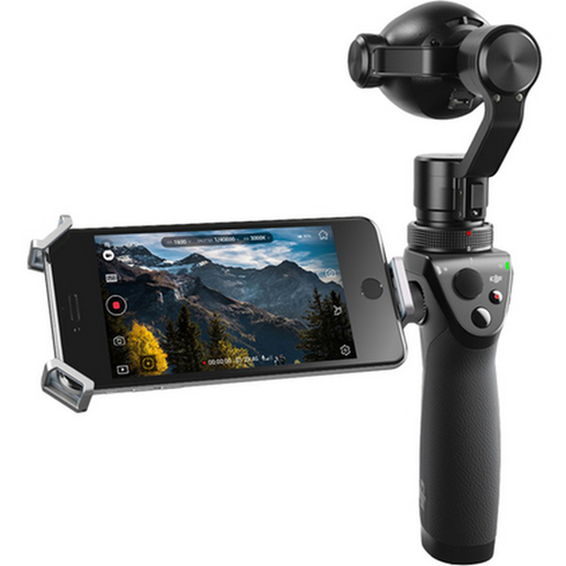 Osmo+ Action Camera OM160 Black
