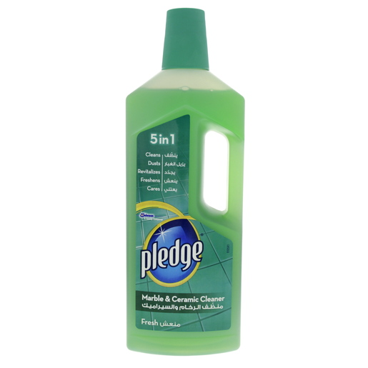 Pledge 5 In 1 Marble & Ceramic Cleaner Fresh 750ml