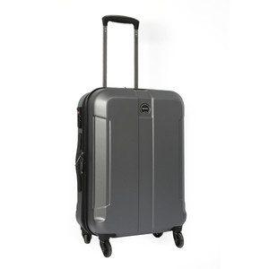 Delsey Depart Cabin 4 Wheel Hard Trolley 55cm Grey