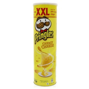 Pringles Cheesy Cheese Chips XXL 200g