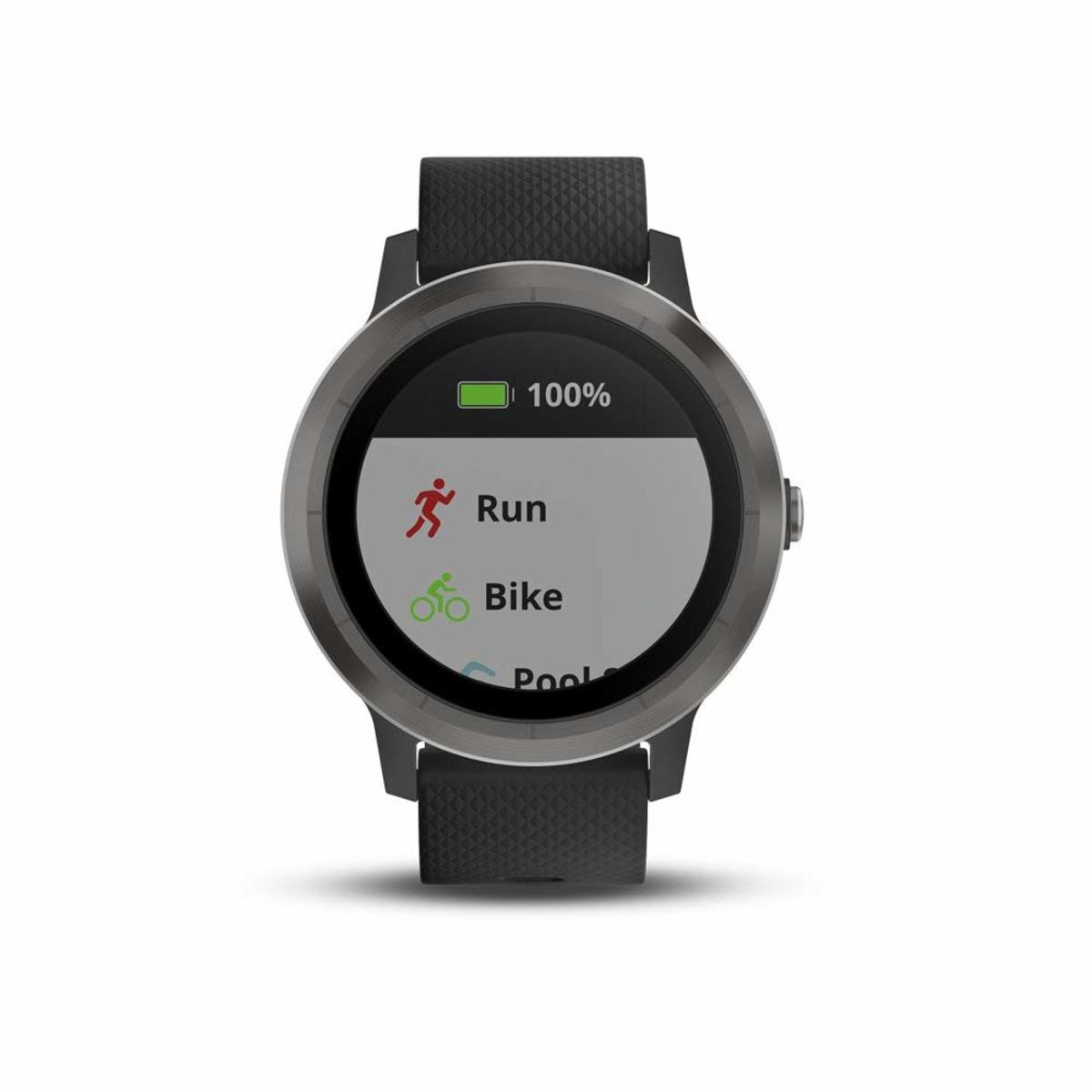 Buy Garmin Smart Watch VivoActive3 Black - Smart Watches