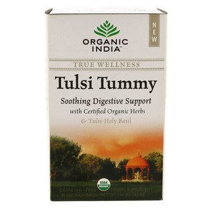 Organic India Tulsi Tummy Tea Bag 32.4g