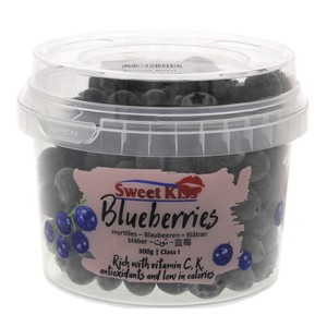 Blueberry Bucket 1pc