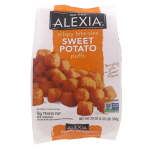 Alaxia Sweet Potato Puffs 566g
