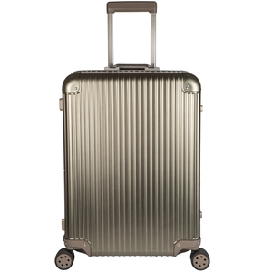 Wagon R 4 Wheel Aluminium Hard Trolley 20inch
