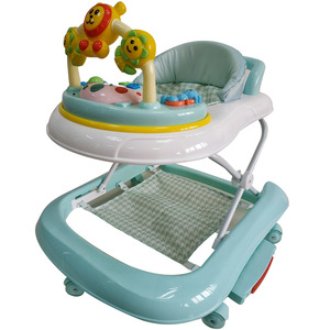 First Step Baby Walker 167-C2 Green