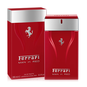 Ferrari Man in Red EDT for Men 100ml