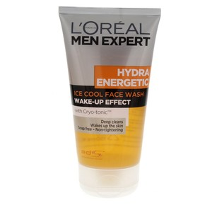 L'Oreal Hydra Energetic Ice Cool Face Wash 150ml