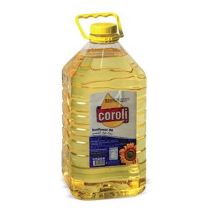 Coroli Sunflower Oil 5Litre