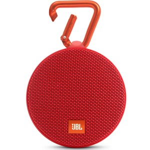 JBL Bluetooth Speaker Clip2 Red