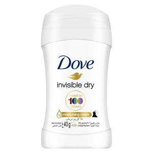 Dove Antiperspirant Stick Invisible Dry 40g