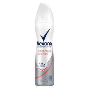 Rexona Women Antiperspirant Deodorant Anti-Bacterial, 150ml