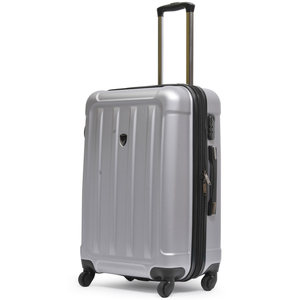 Heys Frontier 4 Wheel Hard Trolley 26inch Silver
