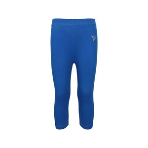 Twin Birds Girls Capri Leggings 2501A1 Royal Blue 2-16Y