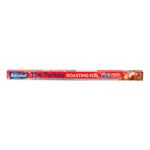 Bacofoil Turkey Foil 3metre