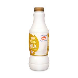 Al Ain Fresh Milk Double Cream 1Litre