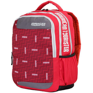 American Tourister Code Laptop Backpack 45X00004 Red