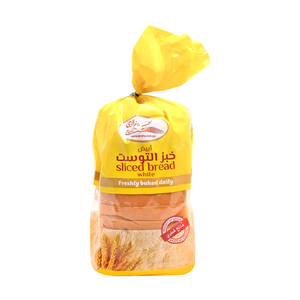 Raha Sliced Bread White 285g