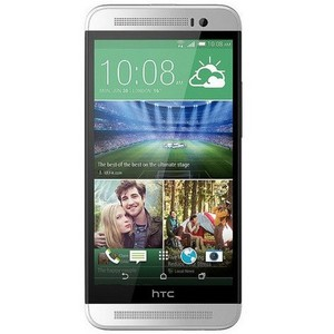 HTC One E8 Dual Sim 16GB White