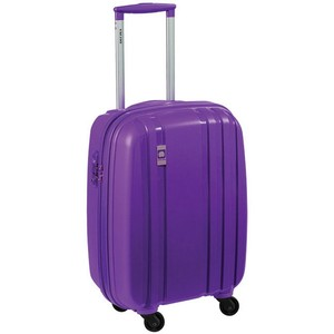 Delsey Zippe 54 cm 4 Wheel Hard Trolley