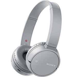 Sony Bluetooth Headphone With Mic MDRZX220BT/H Light Grey