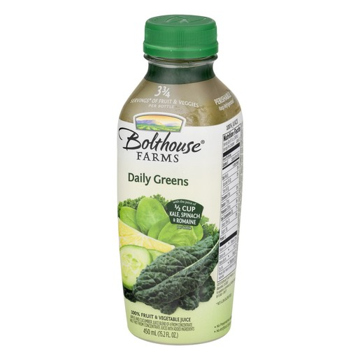 Bolthouse Farms Juice Daily Greens 450ml