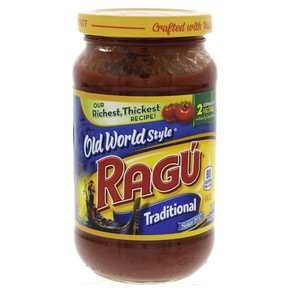Ragu Old World Style Traditional Sauce 396g