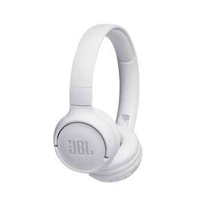 JBL Wireless Headphone JBLT500BT White