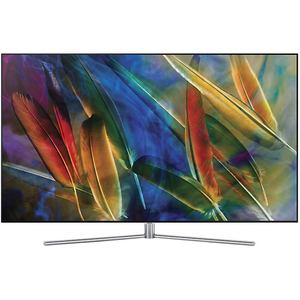 Samsung  Curved Smart QLED TV QA55Q7FAMRXUM 55''