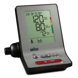 Braun Blood Pressure Monitor Upper Arm BP6100