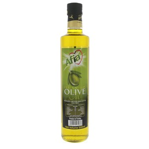 Afia Extra Virgin Olive Oil 500ml